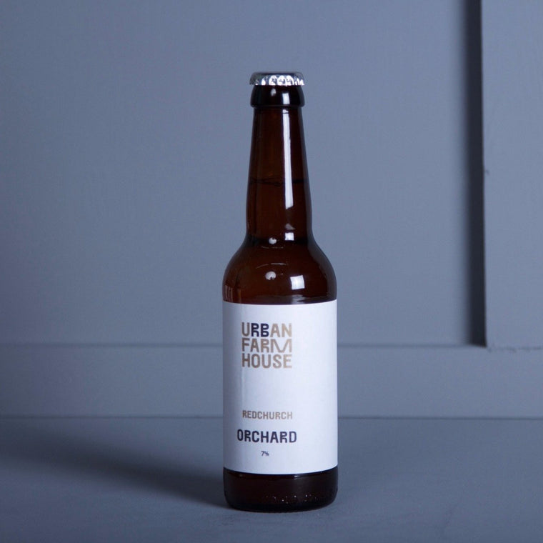 Urban Farm House beer by Redchurch Brewery