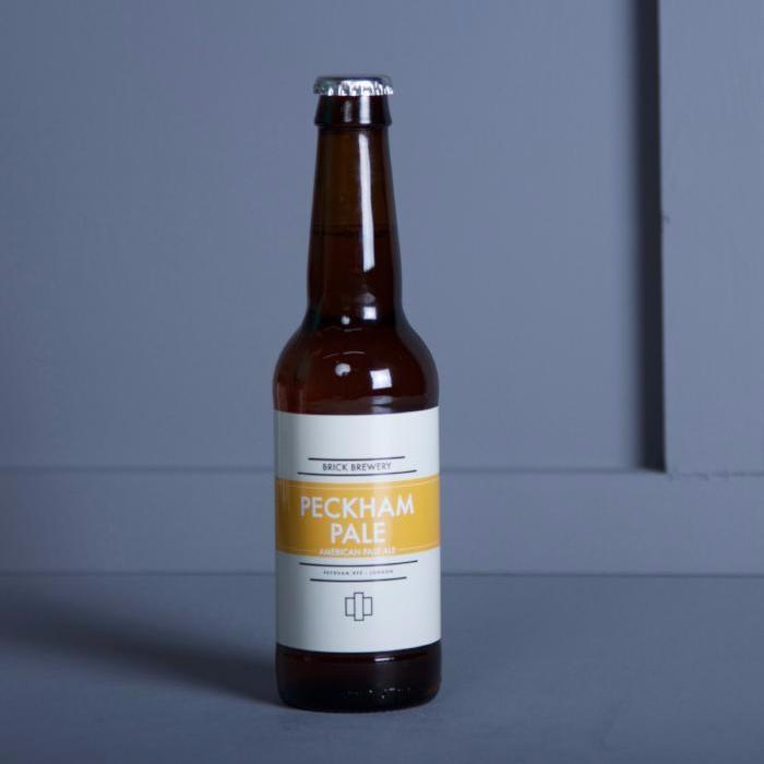 Peckham Pale Ale - Hamper Lounge
