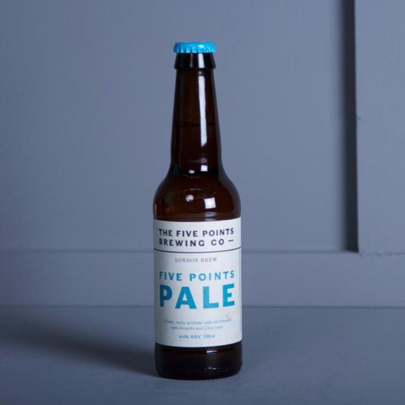 Five Points Pale Ale - Hamper Lounge