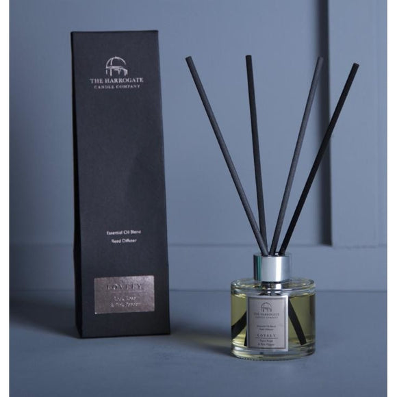 Rock Rose & Pink Pepper Diffuser - Hamper Lounge