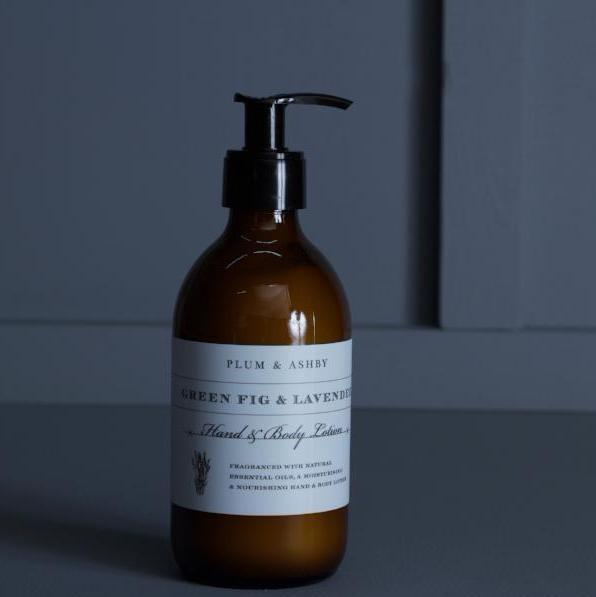 Green Fig & Lavender Body Lotion