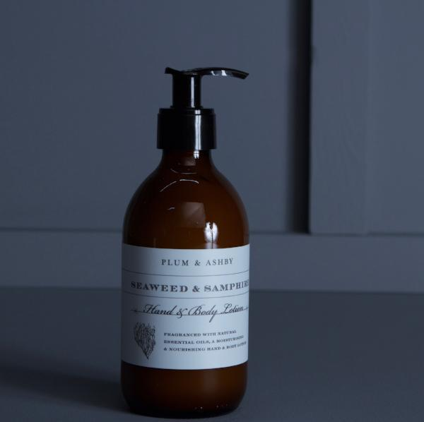 Seaweed & Samphire Body Lotion