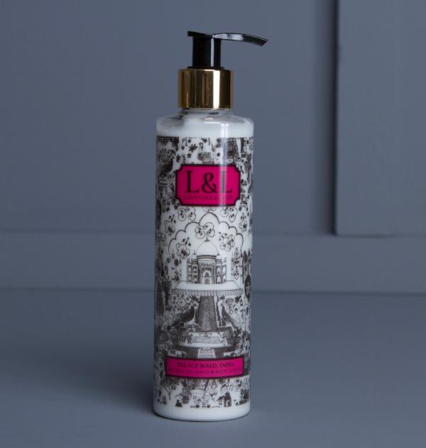 Palace Road India body lotion - Hamper Lounge