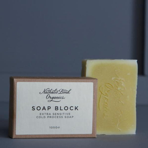 Extra Sensitive Organic Soap