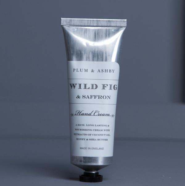 wild fig & saffron hand cream