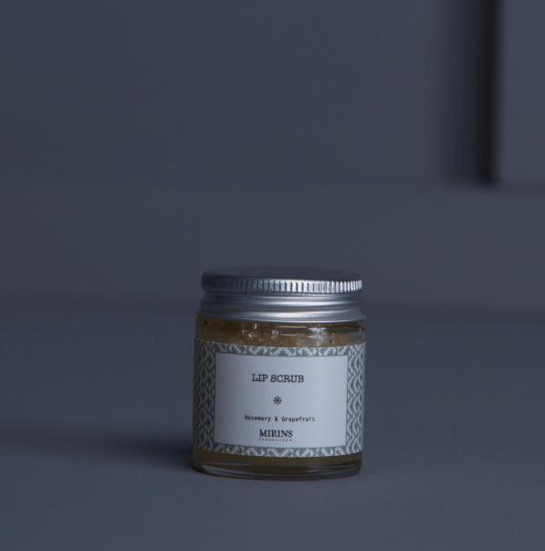 Rosemary & Grapefruit Lip Scrub