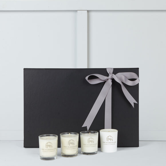 The Mini Harrogate Candle Box - Hamper Lounge