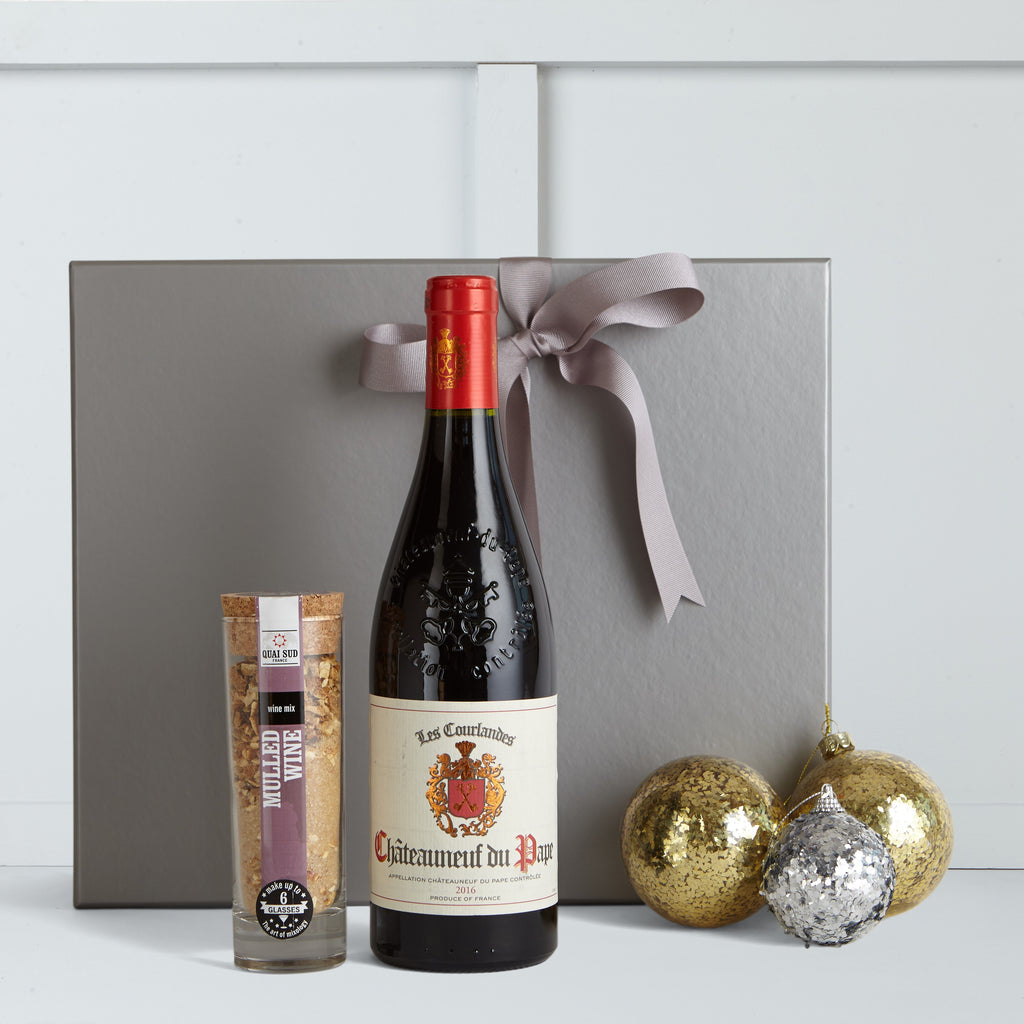 Mulled Wine Christmas Gift Set