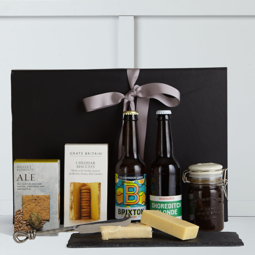 Ploughman's Lunch - Hamper Lounge