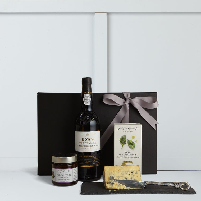 Port & Stilton - Hamper Lounge