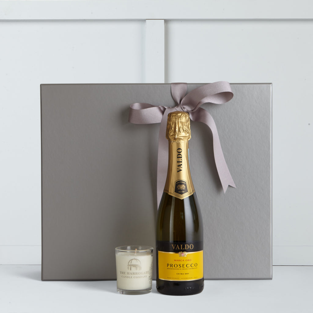 Mini Prosecco & Scent - Hamper Lounge