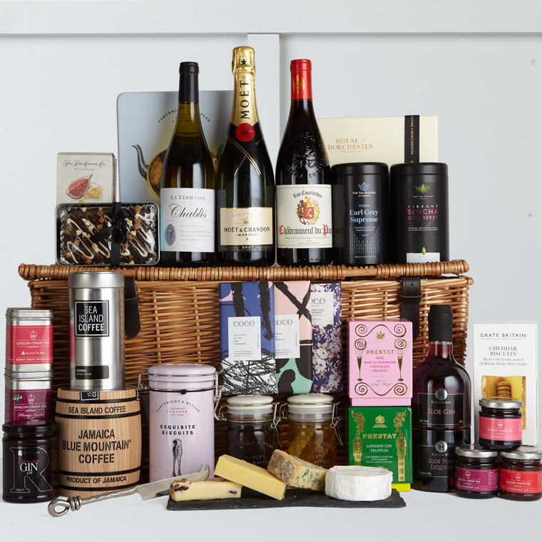 The Ultimate Hamper - Hamper Lounge