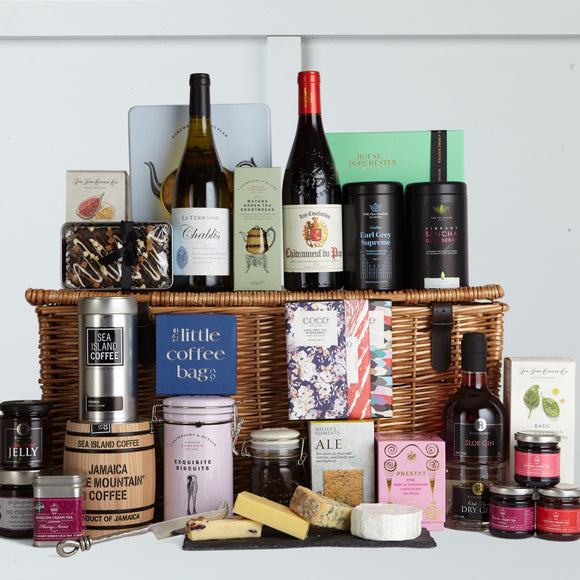 Pure Indulgence Hamper - Hamper Lounge