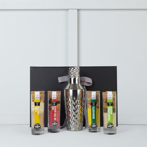 Cocktail Night Gift Box - Hamper Lounge