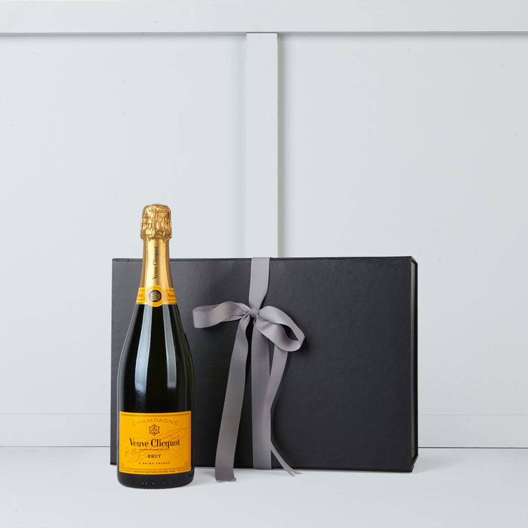 Image of bottle of Veuve Clicquot