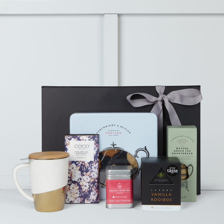 Tea Break Box - Hamper Lounge