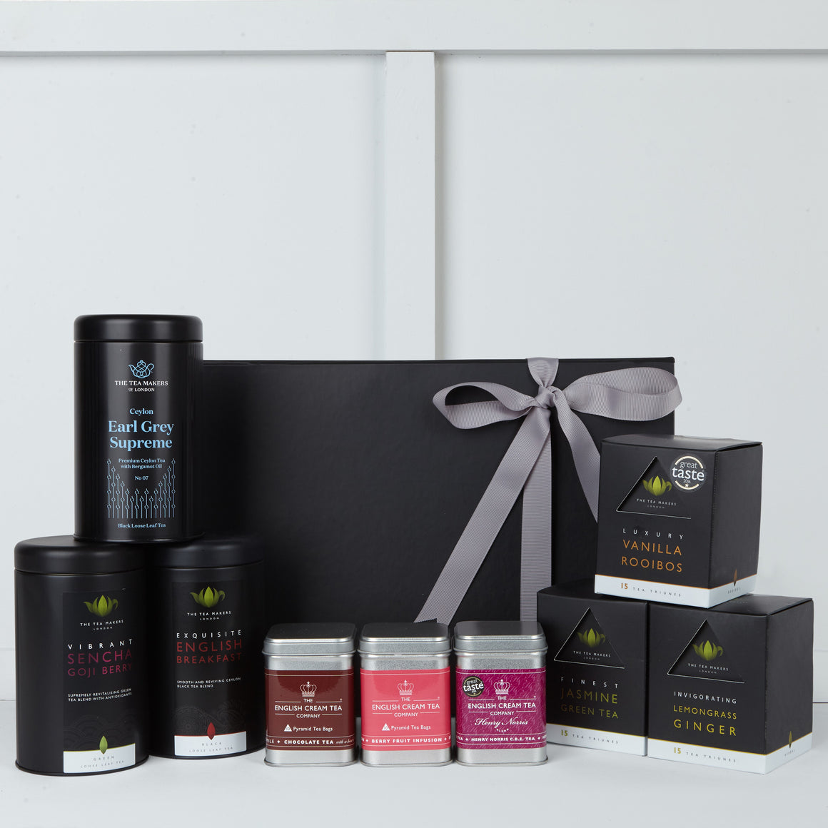 Tea Connoisseur - Hamper Lounge