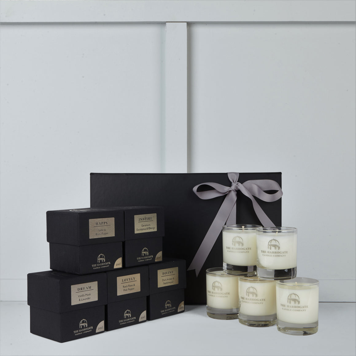 The Harrogate Candle Box - Hamper Lounge