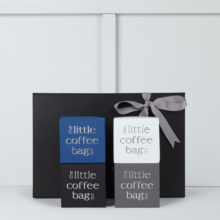 The Little Coffee Bag Company Box - Hamper Lounge