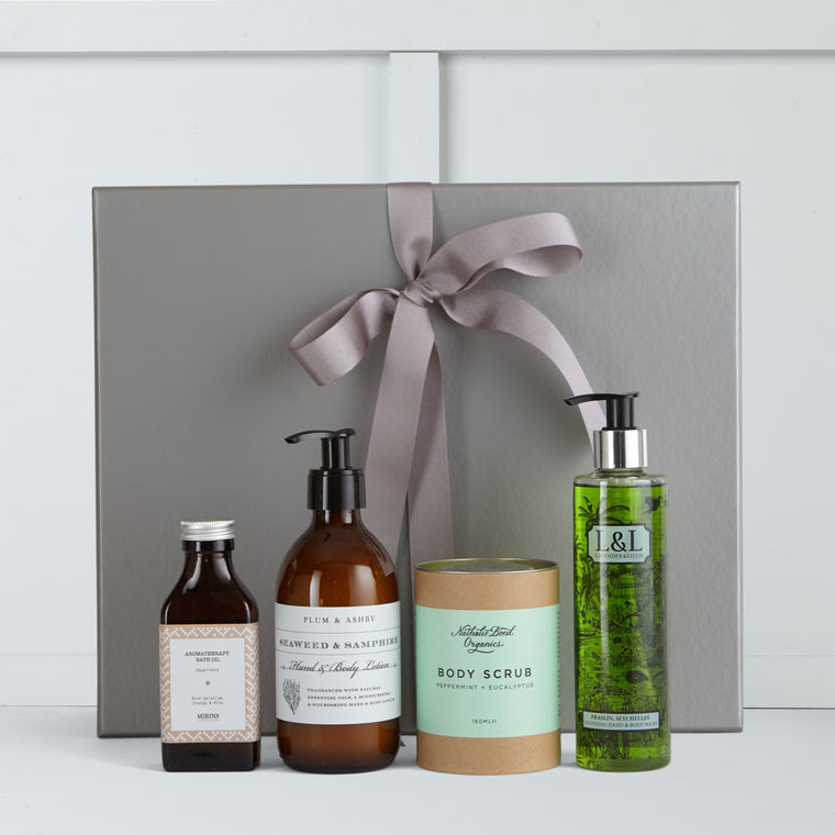 The Spa Box - Hamper Lounge