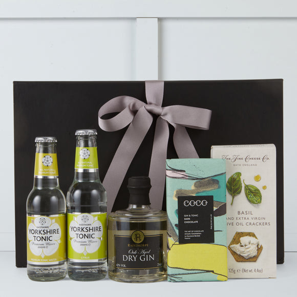 Vegan Gin & Tonic Box | Hamper Lounge