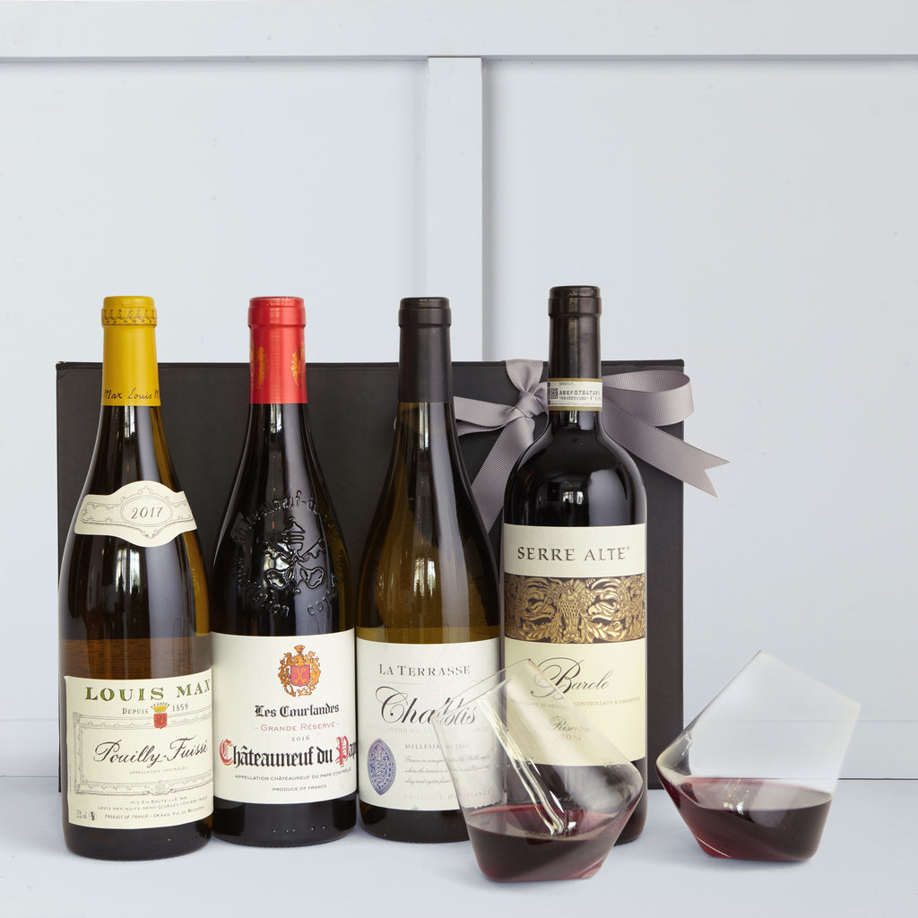 Wine Connoisseur Box - Hamper Lounge