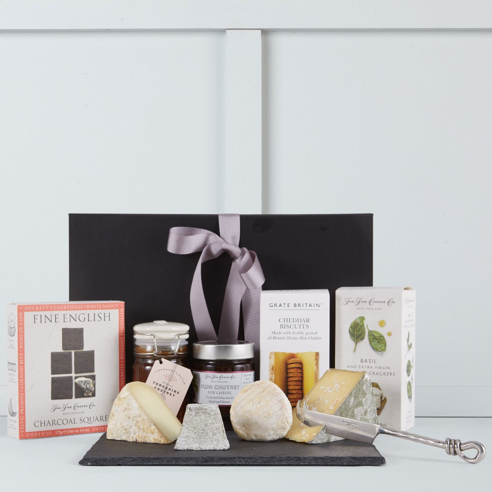 Cheese Lover Gift Box | Hamper Lounge