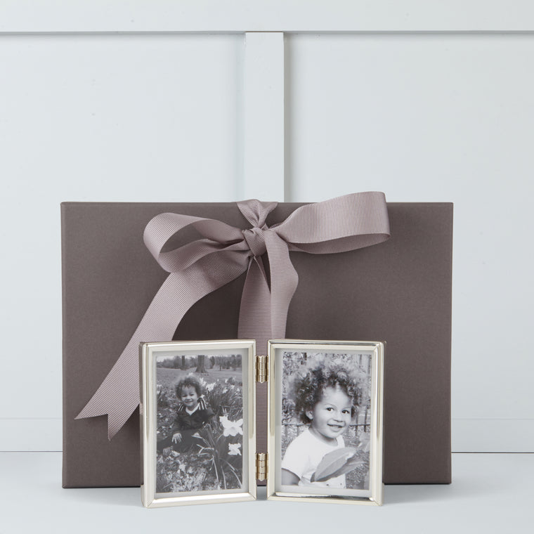 Mini Double Photo Frame