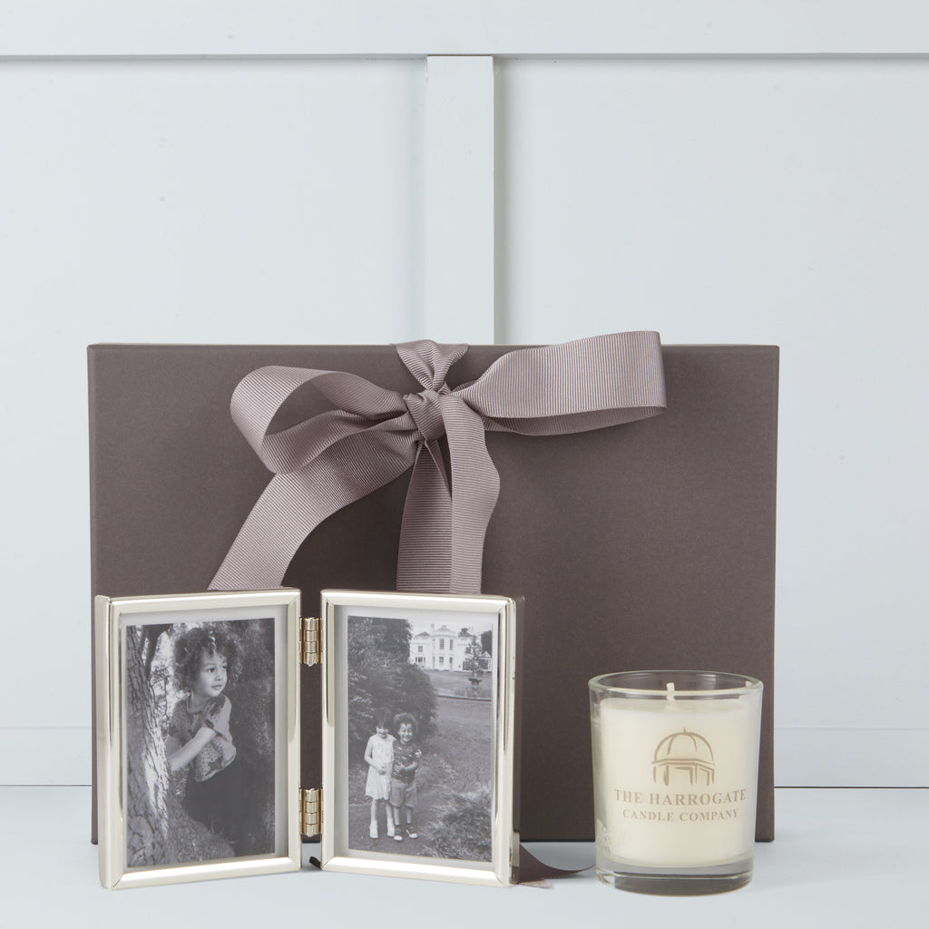 Scented Candle & Frame Gift