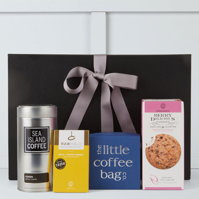 Vegan Coffee Break | Gift Box | Hamper Lounge