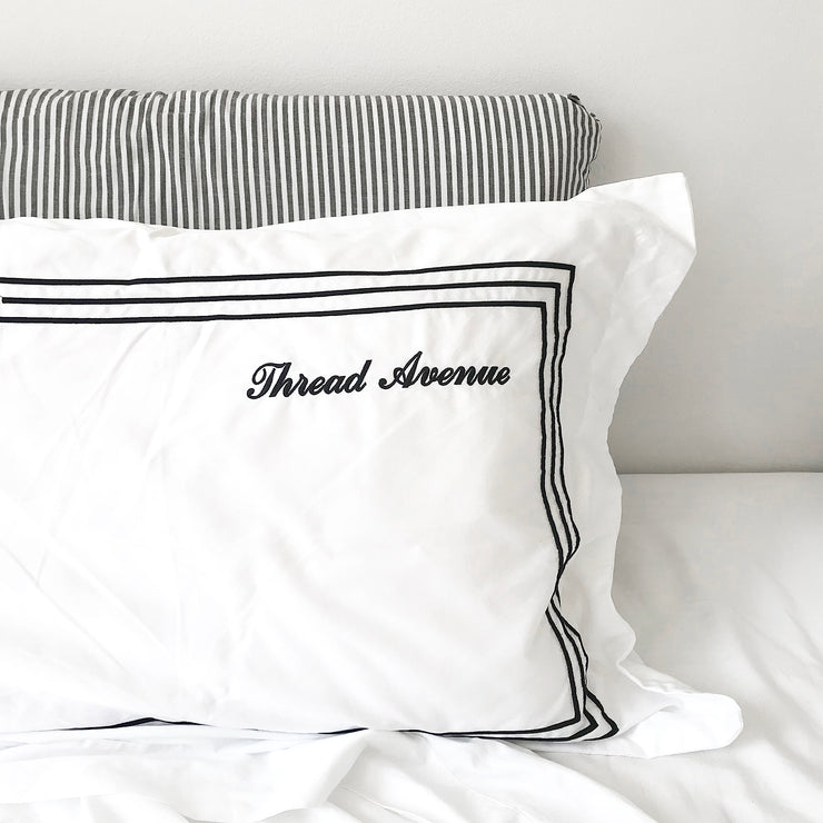 Personalised Pillowcases - PREORDER