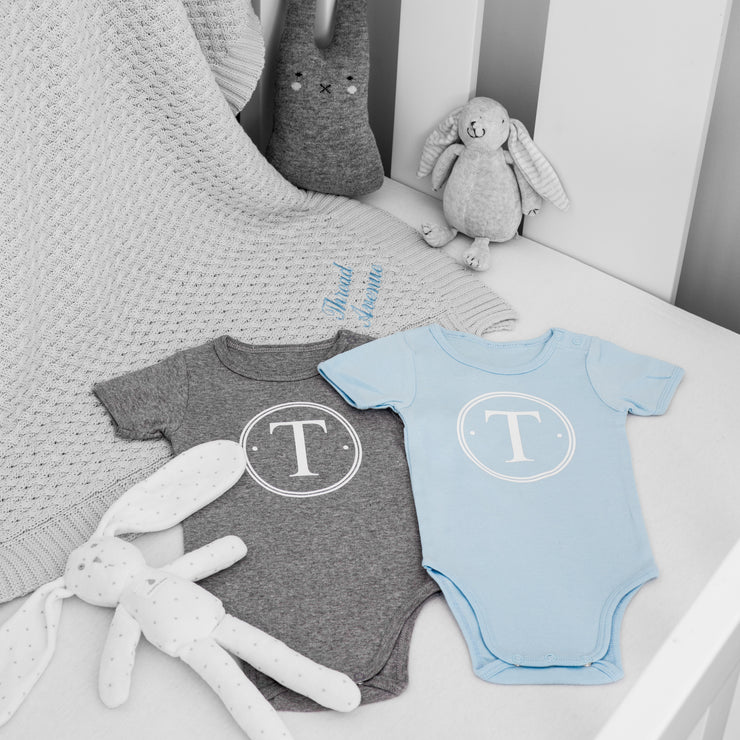 Personalised Baby Onesie