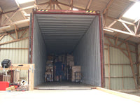 "40""HC container full of french antiques  furniture and collectible wholesale"