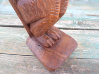 French Wooden Sculpture Notre Dame Paris Gothic Gargoyle legs