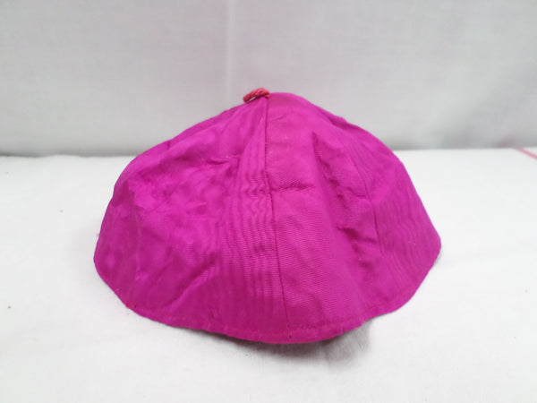 Clergyman Catholic Calotte Hat 3