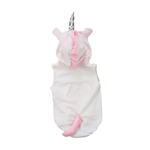 Image of Unicorn Romper Suit with Hoodie