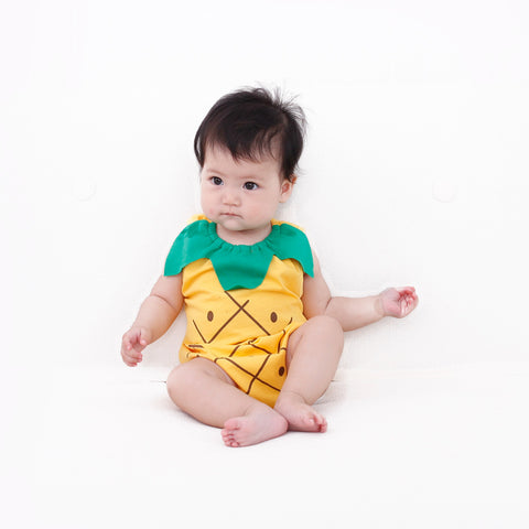 Pineapple Fruity Onesie