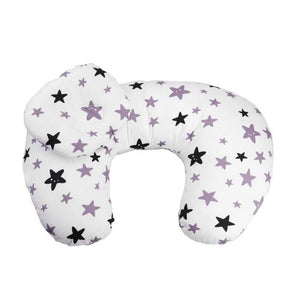 Baby Nursing Pillow With Star Print