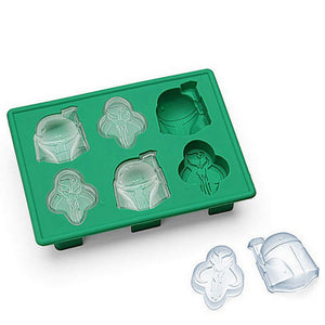 Star Wars Ice Tray Silicone Mold