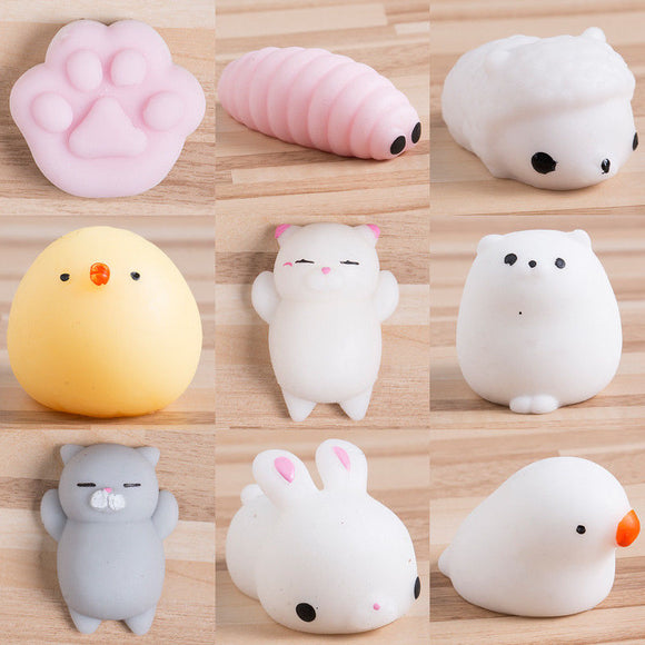 Cute Squeeze Squishy Scented Cream Toy