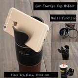 Car Organizer Auto Sunglasses Drink Cup Holder Accessories