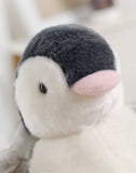 13/15/20 cm Kawaii Penguin Baby Soft Plush Toy Singing Stuffed Animal and Educational Toy for Kids