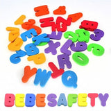 36Pcs Baby Bath Toy Letters & Numbers Safety Educational Learning Water Classic Toys