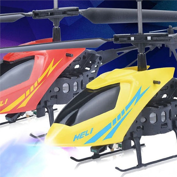 RC 901 Mini Helicopter Radio Remote Control Aircraft Micro 2 Channel with LED Light