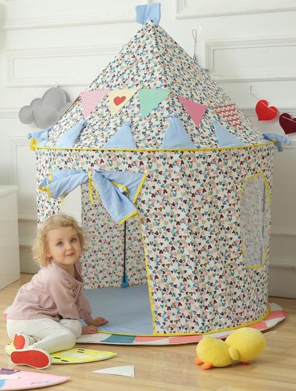 Playhouse Kids Foldable Tent
