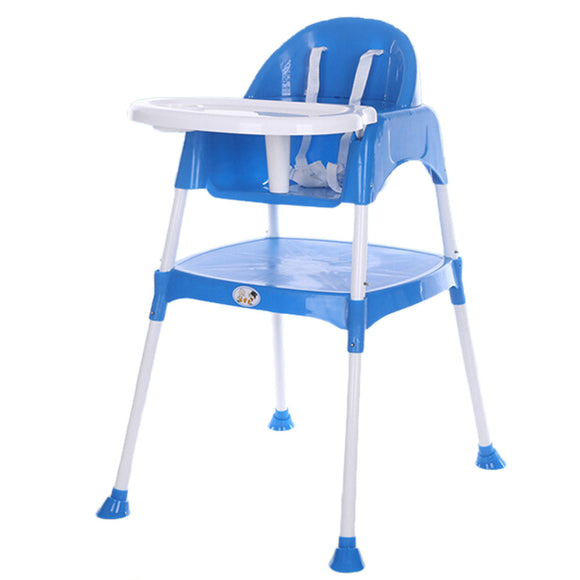 Multi Functional Baby Kids High Chair Adjustable Table Seat Toddler Feeding Highchair