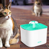 Pet Water Drinking Fountain 2L Automatic Water Dispenser for Dogs Cats Birds Small Animals