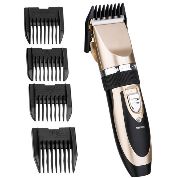 Electrical Pet Clipper Professional Grooming Kit Rechargeable