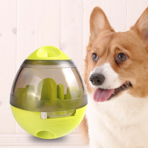 Fun Interactive Treat-dispensing Ball Nontoxic Bite-resistant