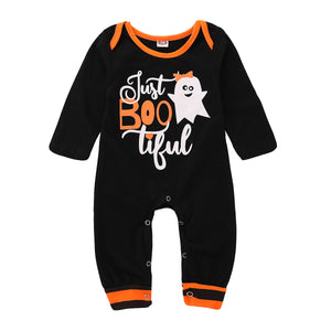 Baby Halloween Clothes Winter Long Sleeve Suits